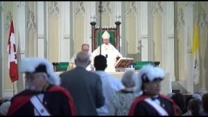 Kingston's Archbishop celebrates rare milestone