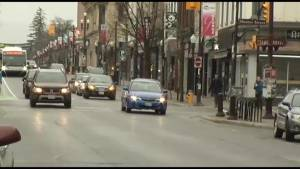 George Street undergoing possible renovations this summer