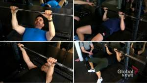 What's your fitness age?: Strength