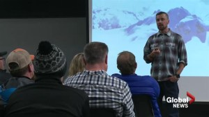 Free session in Lethbridge offers tune-up on avalanche safety