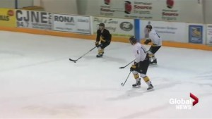 SJHL to finish season after Humboldt Broncos bus crash