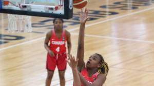 Kingston's shining star, Edwards suits up for Team Canada