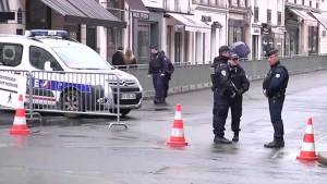 Paris heightens security measures for France's presidential election