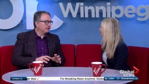 Richard Cloutier on Global News Morning