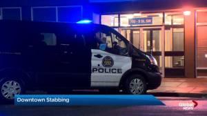 Calgary police investigate two separate stabbings