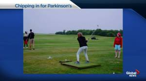 Chipping in for Parkinson's (04:15)