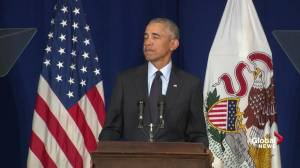 Barack Obama: Most of you don't remember a time when America wasn't at war