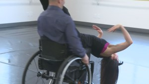 'I just never let it stop me': Paraplegic dancer puts out all the moves for Kelowna competition