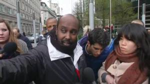 Witness to Westminster Bridge incident in London shares his story