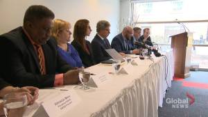 Bill 21 hearings: Montreal Mayor and English school boards are heard