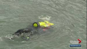 Man pulled from Calgary's Bow River in life-threatening condition