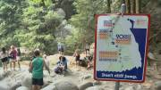 Play video: Multiple injuries from cliff jumping in Lynn Canyon