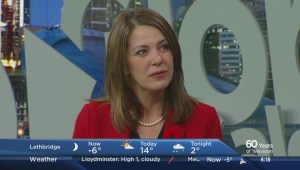 Danielle Smith, Leader of the Wildrose Party