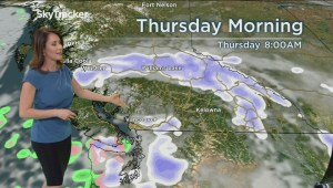 B.C. evening weather forecast: Mar 5