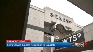 Sears Canada seeks court approval to close all remaining stores