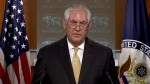 Rex Tillerson says U.S. would like dialogue with North Korea at some point