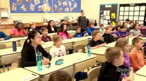 Frostbite top of mind for Saskatoon Christian School SkyTrackers
