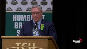 Humboldt Broncos says GoFundMe open 2 more days, memorial fund to be set up