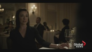 'House of Cards' Canadian star Molly Parker talks season 3