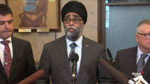 Sajjan says every decision on Mark Norman case, including stay of charge, was 'independent'