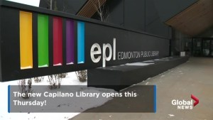 A look inside the new Capilano Library
