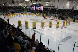 Humboldt Broncos back on the ice