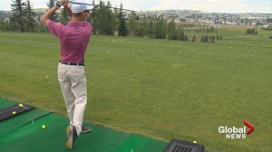 Calgary golfer with cerebral palsy is first ever to compete in PGA sanctioned event
