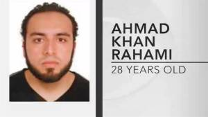 New York bombing suspect taken into custody following confrontation with police