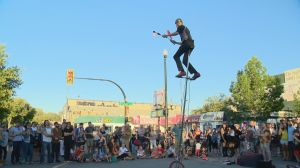 Events taking place at Saskatoon's Fringe Festival