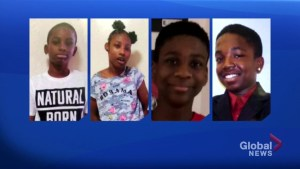 Toronto police search for 4 children who never returned after movie