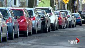 Report to HRM says there's plenty of parking in Halifax