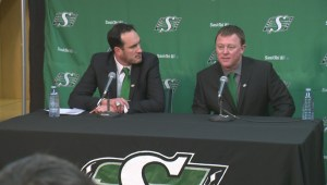 Chris Jones becomes the 16th general manager and 46th head coach in the club's history