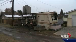 Police investigate 3 suspicious fires in 24 hours in southwest Edmonton