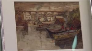 Fine art auction preview