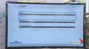 Health records in NS go online