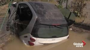 Torrential rains kill dozens of people in Italy