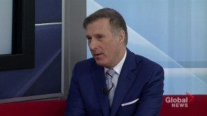 Maxime Bernier claims People's Party of Canada true conservative choice