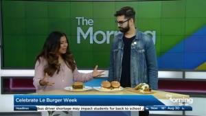 Celebrating burgers across Canada