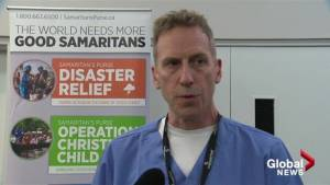 Kelowna ER physician shares stories from front-lines of disaster relief