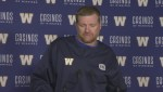 RAW: Blue Bombers Mike O'Shea Media Briefing – Sept. 17