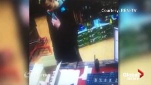 Crimean gunman seen buying shotgun shells on CCTV days before mass shooting