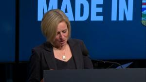 Notley announces tentative agreement to invest in Edmonton upgrader under Made in Alberta plan