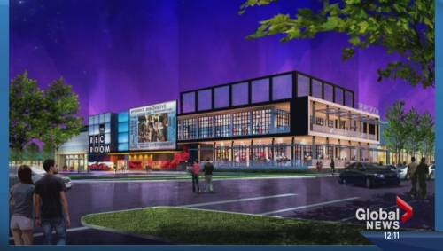New Calgary Entertainment Complex To Open Watch News Videos Online
