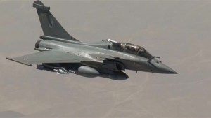 French military video showing air strikes on ISIS in Iraq