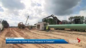 What does Energy East's cancellation mean for other energy projects?