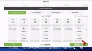 Coconut Calendar a Saskatoon success story