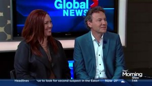 Tony Chapman and Laura Babcock on this week's hottest topics