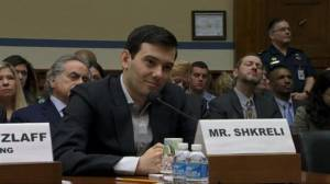 Former Big Pharma exec refuses to testify before Congress