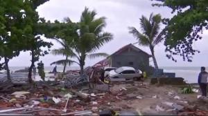 Indonesia tsunami leaves over 200 dead