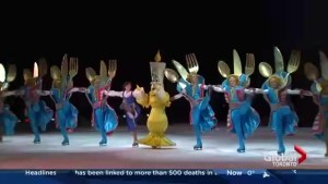 Disney on Ice returns to Toronto